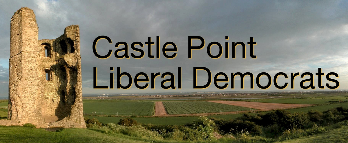Castle Point Liberal Democrats (By Chris Beach from London (Flickr) [CC BY 2.0 (http://creativecommons.org/licenses/by/2.0)], via Wikimedia Commons)